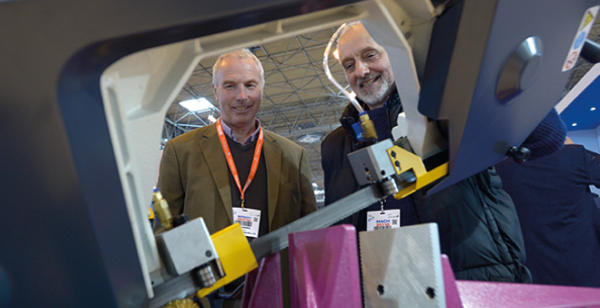 Visitors to MACH 2016